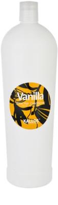 Kallos Vanilla condicionador para cabelo seco