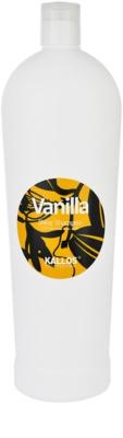 Kallos Vanilla szampon do włosów suchych