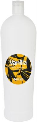 Kallos Vanilla шампунь для сухого волосся