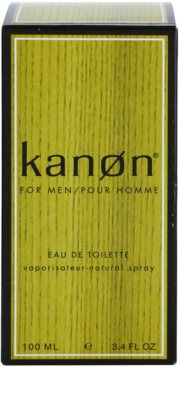 Kanon For Men Eau de Toilette for Men 4