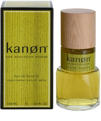 Kanon For Men Eau de Toilette for Men