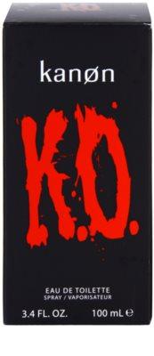 Kanon K.O. Eau de Toilette para homens 4