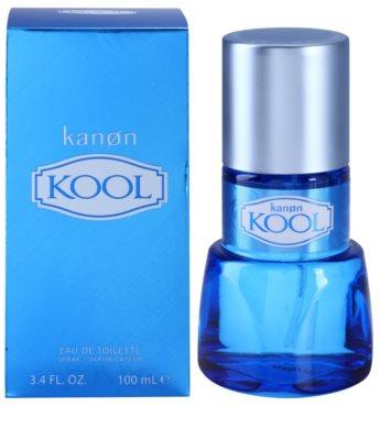 Kanon Kool туалетна вода для чоловіків
