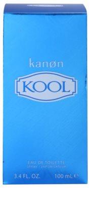 Kanon Kool woda toaletowa dla mężczyzn 4