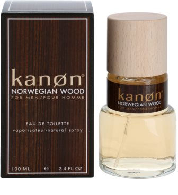 Kanon Norwegian Wood toaletná voda pre mužov
