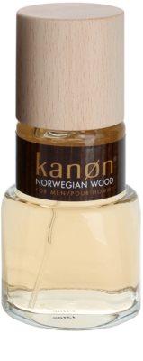 Kanon Norwegian Wood Eau de Toilette für Herren 2