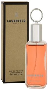 Karl Lagerfeld Lagerfeld Classic eau de toilette férfiaknak