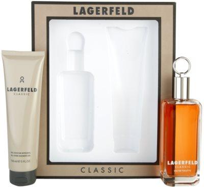Karl Lagerfeld Lagerfeld Classic zestaw upominkowy 1
