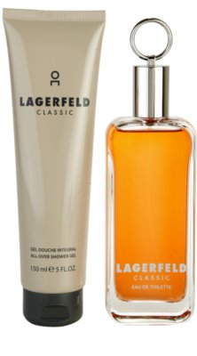 Karl Lagerfeld Lagerfeld Classic zestaw upominkowy 2