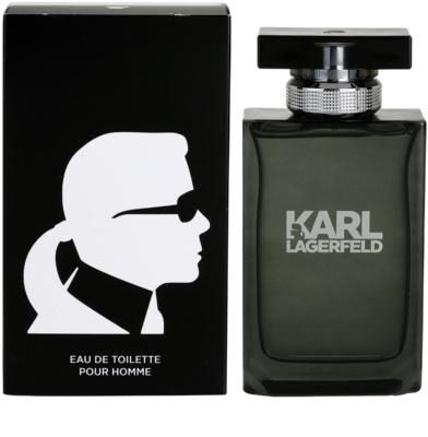 Karl Lagerfeld Karl Lagerfeld for Him Eau de Toilette für Herren