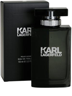 Karl Lagerfeld Karl Lagerfeld for Him Eau de Toilette für Herren 2