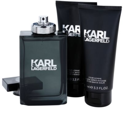 Karl Lagerfeld Karl Lagerfeld for Him coffret presente 2