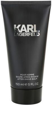 Karl Lagerfeld Karl Lagerfeld for Him borotválkozás utáni balzsam férfiaknak 2