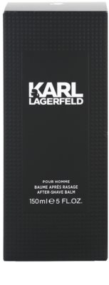 Karl Lagerfeld Karl Lagerfeld for Him borotválkozás utáni balzsam férfiaknak 3