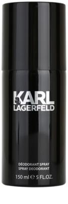 Karl Lagerfeld Karl Lagerfeld for Him дезодорант за мъже