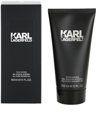 Karl Lagerfeld Karl Lagerfeld for Him gel de ducha para hombre