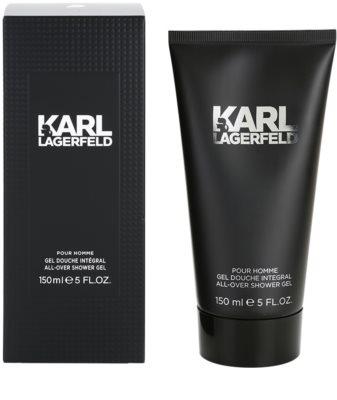 Karl Lagerfeld Karl Lagerfeld for Him gel de duche para homens