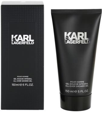 Karl Lagerfeld Karl Lagerfeld for Him sprchový gel pro muže