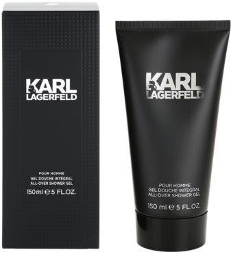 Karl Lagerfeld Karl Lagerfeld for Him душ гел за мъже