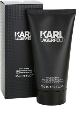 Karl Lagerfeld Karl Lagerfeld for Him sprchový gel pro muže 1