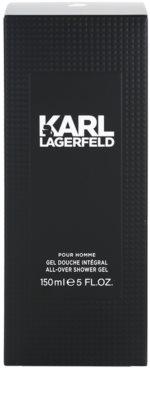 Karl Lagerfeld Karl Lagerfeld for Him Duschgel für Herren 3