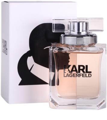 Karl Lagerfeld Karl Lagerfeld for Her woda perfumowana dla kobiet 1
