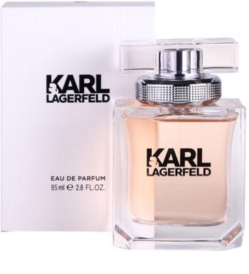 Karl Lagerfeld Karl Lagerfeld for Her woda perfumowana dla kobiet 4
