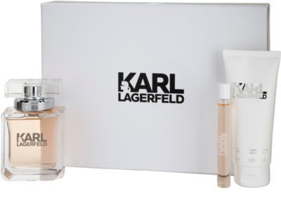 Karl Lagerfeld Karl Lagerfeld for Her подаръчни комплекти
