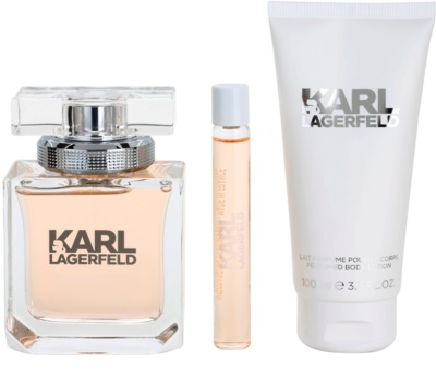 Karl Lagerfeld Karl Lagerfeld for Her zestawy upominkowe 1