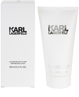 Karl Lagerfeld Karl Lagerfeld for Her leite corporal para mulheres