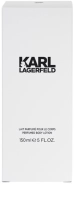 Karl Lagerfeld Karl Lagerfeld for Her leche corporal para mujer 3