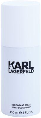 Karl Lagerfeld Karl Lagerfeld for Her dezodor nőknek