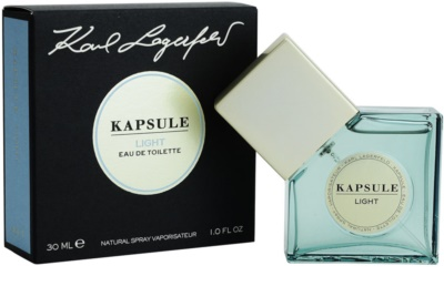 Karl Lagerfeld Kapsule Light toaletní voda unisex 1