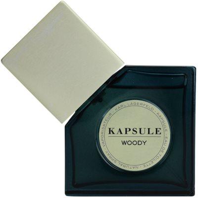 Karl Lagerfeld Kapsule Woody eau de toilette unisex 2