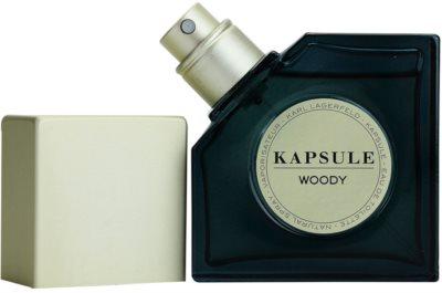 Karl Lagerfeld Kapsule Woody eau de toilette unisex 3