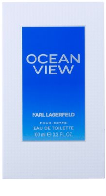 Karl Lagerfeld Ocean View toaletní voda pro muže 4