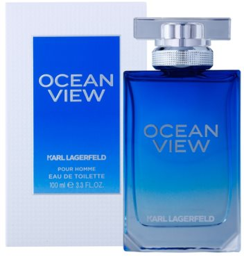Karl Lagerfeld Ocean View toaletní voda pro muže 1