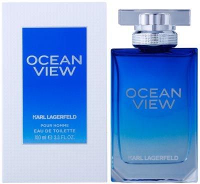 Karl Lagerfeld Ocean View toaletní voda pro muže