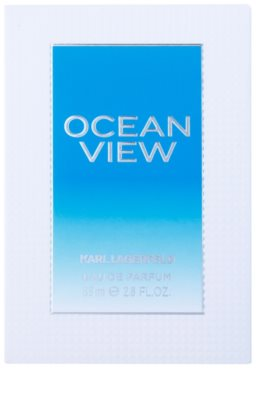 Karl Lagerfeld Ocean View parfémovaná voda pro ženy 4