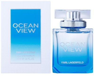 Karl Lagerfeld Ocean View Eau de Parfum para mulheres