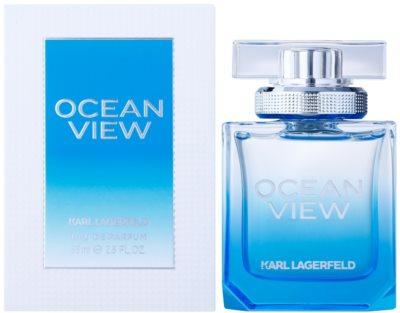 Karl Lagerfeld Ocean View Eau De Parfum pentru femei