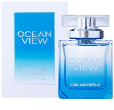 Karl Lagerfeld Ocean View Eau de Parfum para mulheres 1