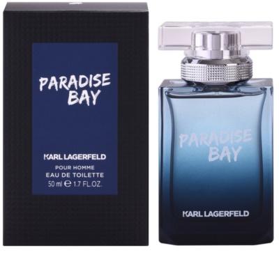 Karl Lagerfeld Paradise Bay туалетна вода для чоловіків
