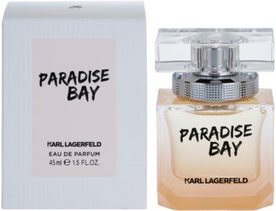 Karl Lagerfeld Paradise Bay Eau de Parfum für Damen