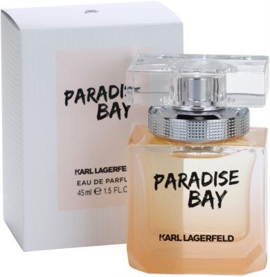 Karl Lagerfeld Paradise Bay Eau de Parfum para mulheres 1