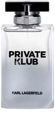 Karl Lagerfeld Private Klub toaletná voda pre mužov 2