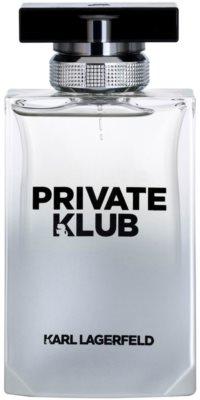 Karl Lagerfeld Private Klub Eau de Toilette pentru barbati 2