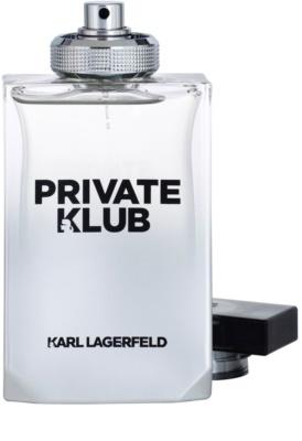 Karl Lagerfeld Private Klub toaletná voda pre mužov 3