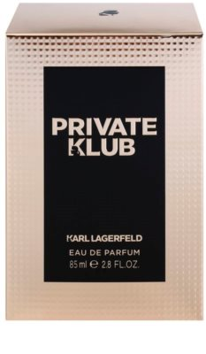Karl Lagerfeld Private Klub парфюмна вода за жени 4