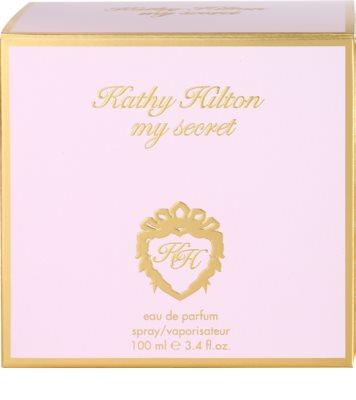 Kathy Hilton My Secret Eau De Parfum pentru femei 4